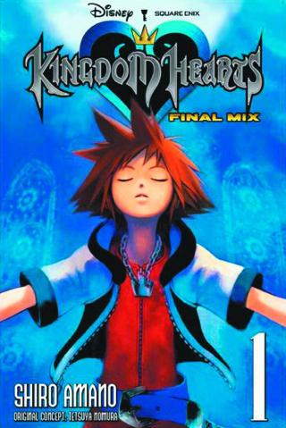 Kingdom Hearts: Final Mix Vol. 1