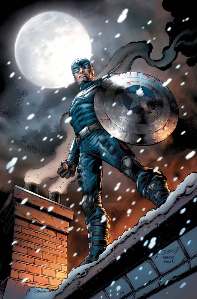 Captain America: Homecoming #1