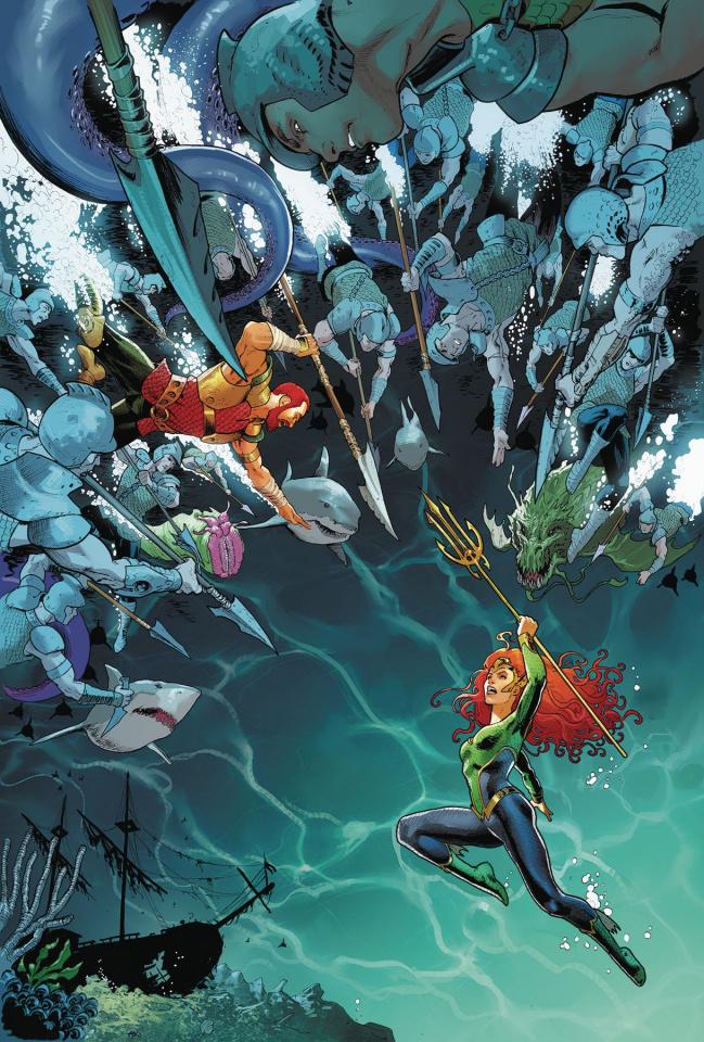 Mera: Queen of Atlantis #6
