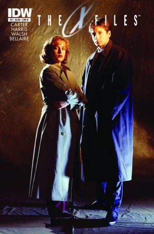 The X-Files, Season 10 #2 (25 Copy Cover)