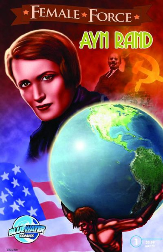 Female Force #26: Ayn Rand