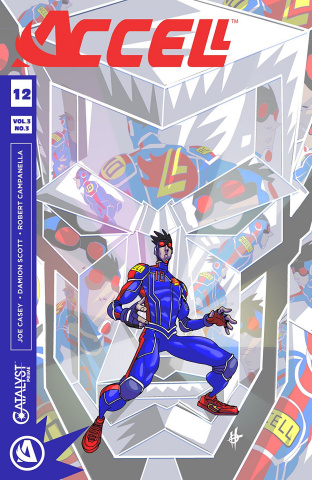 Catalyst Prime: Accell #12