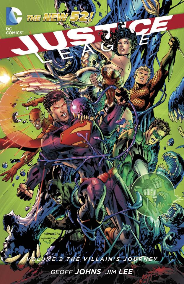 Justice League Vol. 2: The Villains' Journey