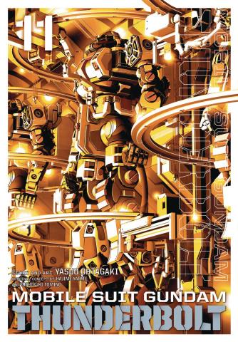 Mobile Suit Gundam: Thunderbolt Vol. 11