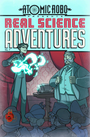 Atomic Robo: Real Science Adventures #7