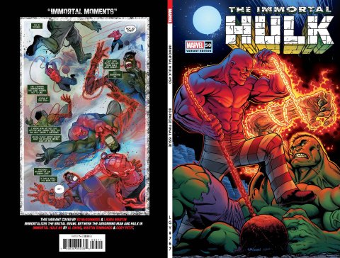 The Immortal Hulk #50 (McGuinness Cover)
