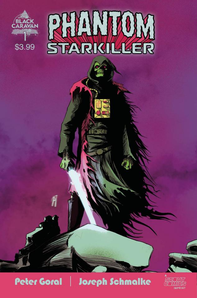 Phantom Starkiller #1 (2nd Printing)