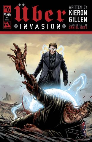 Über: Invasion #6 (War Crimes Cover)
