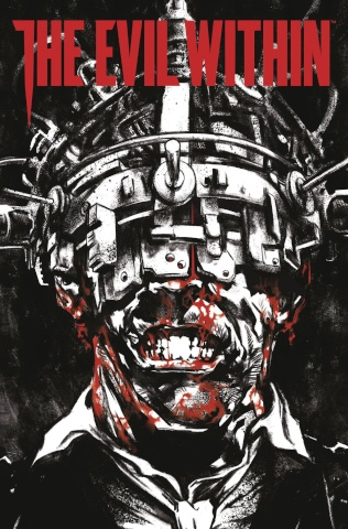 The Evil Within #2 (Olimpieri Cover)