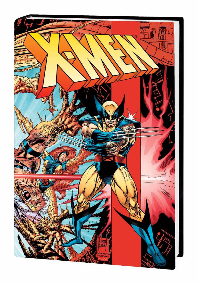 X-Men: The Phalanx Covenant