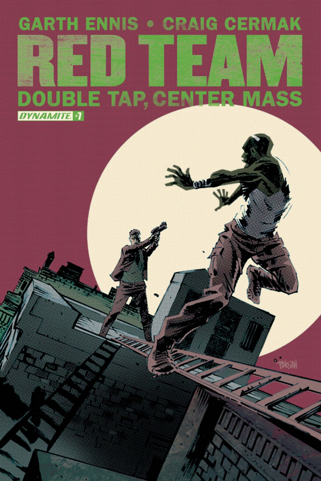 Red Team: Double Tap, Center Mass #7