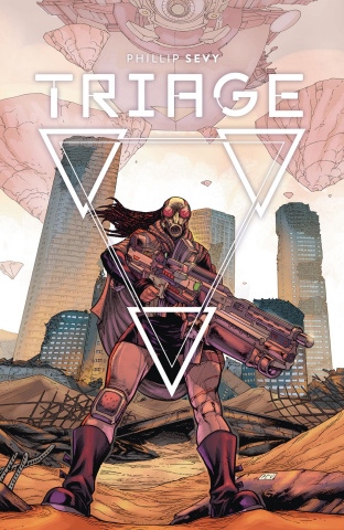 Triage #3 (Sevy Cover)