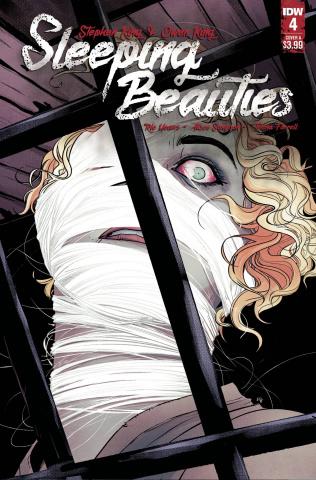 Sleeping Beauties #4 (Wu Cover)