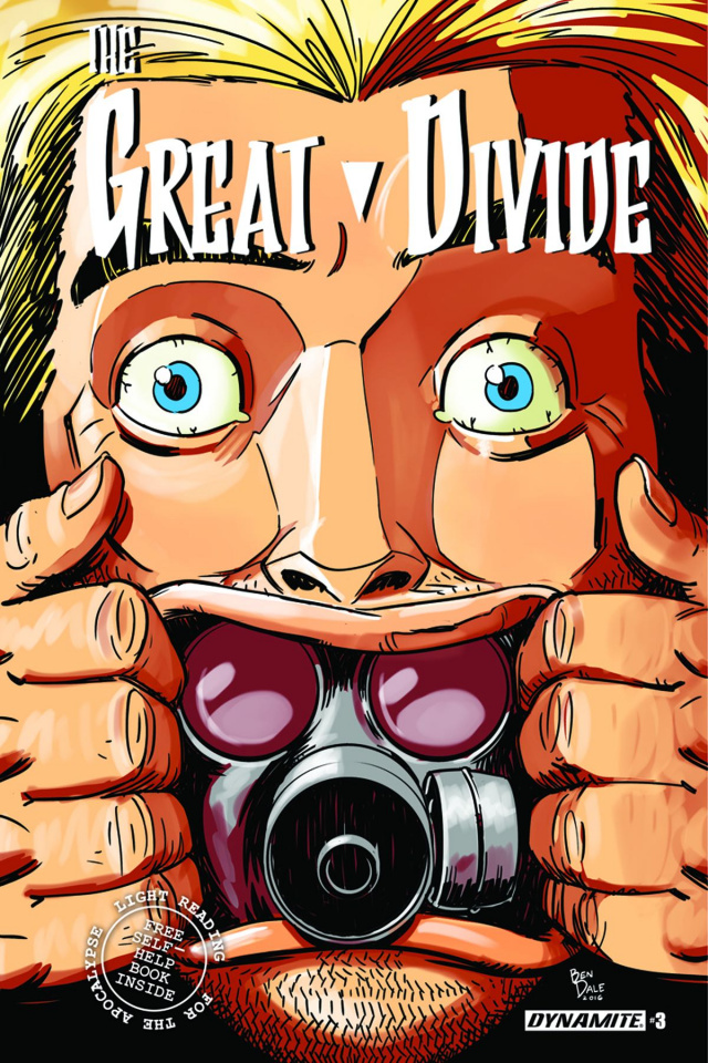 The Great Divide #3 (Dale Homage Cover)