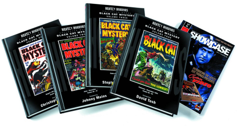 Black Cat Mystery Collection