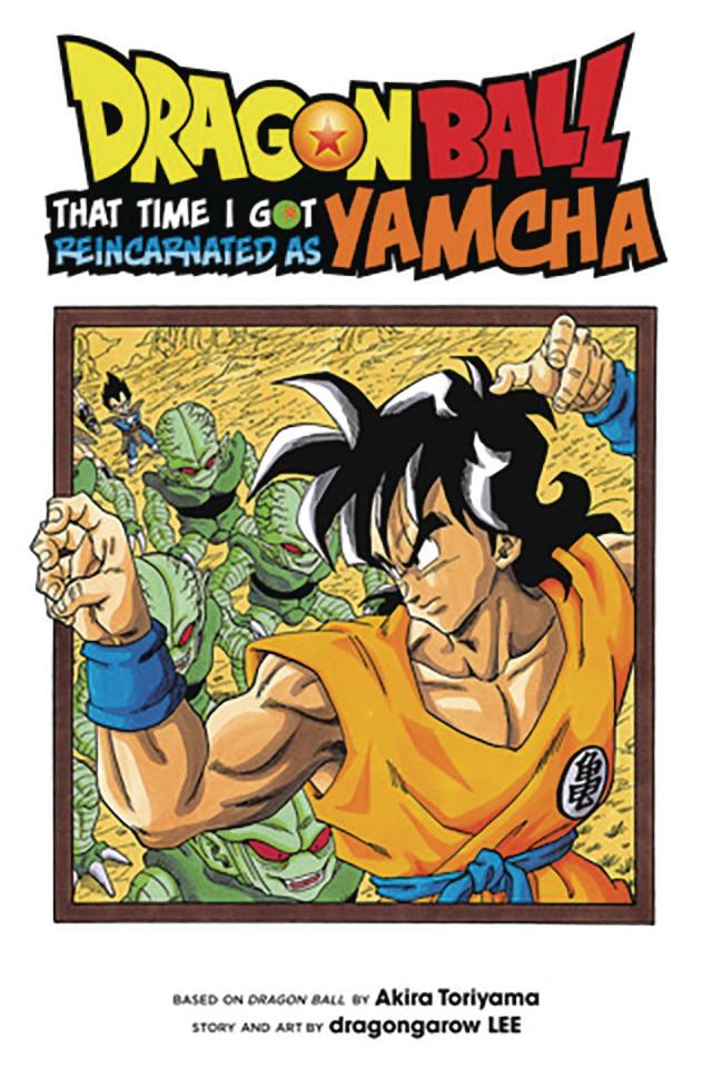 Dragon Ball: That Time I Got Reincarnated As Yamcha Vol. 1
