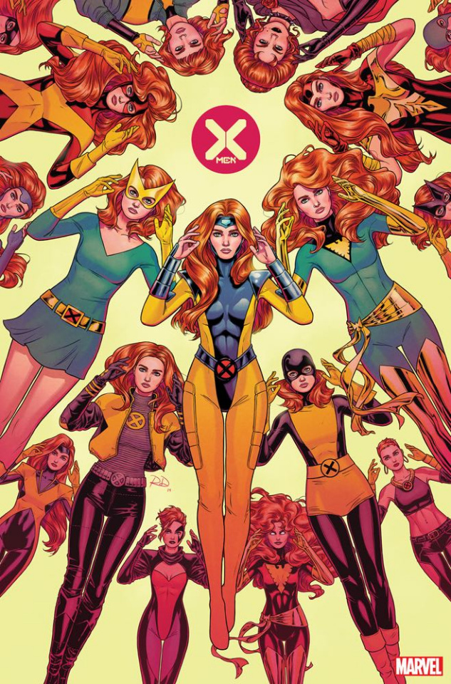 X-Men #1 (Dauterman Cover)