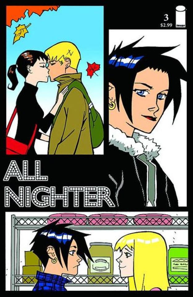 All Nighter #3