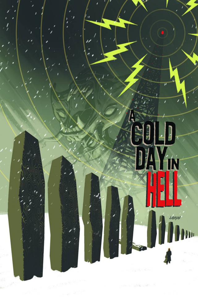 B.P.R.D.: Hell on Earth #105: A Cold Day in Hell #1