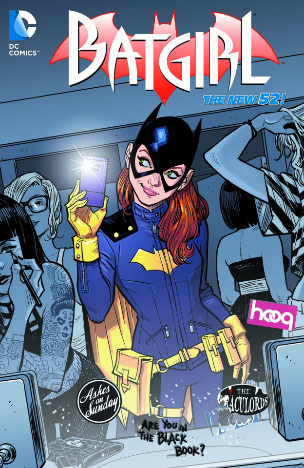 Batgirl Vol. 1: The Batgirl of Burnside