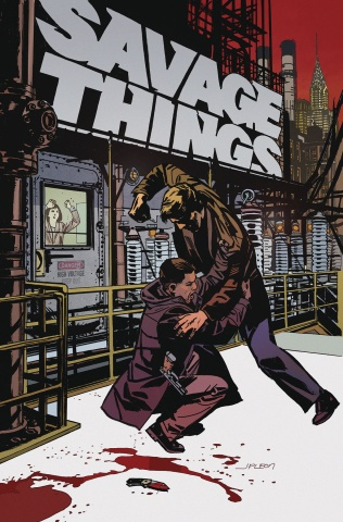 Savage Things #3