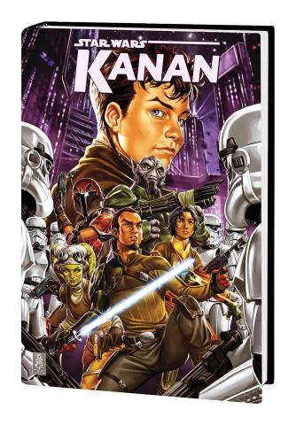 Star Wars: Kanan - The Last Padawan (Omnibus)