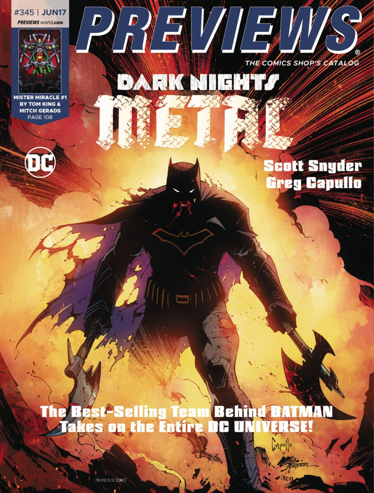 Previews #347: August 2017