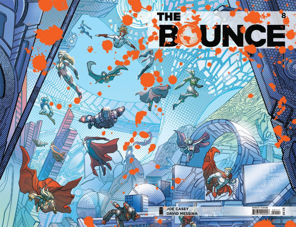 The Bounce #8
