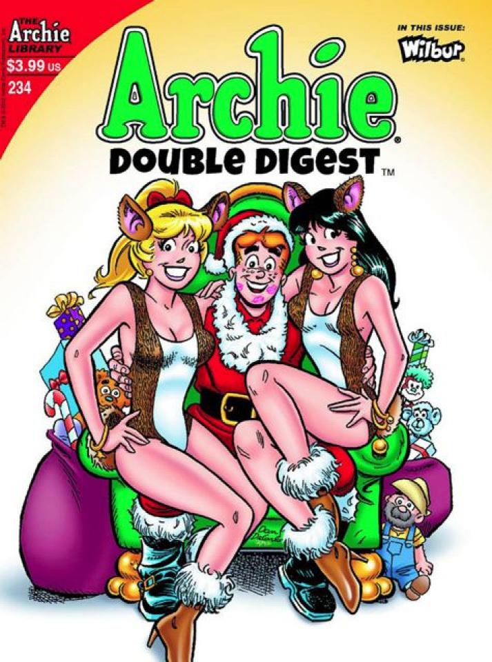Archie Double Digest #234