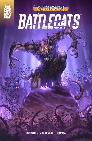 Battlecats (Halloween Comic Fest)