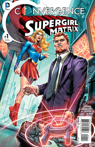 Convergence: Supergirl - Matrix #1