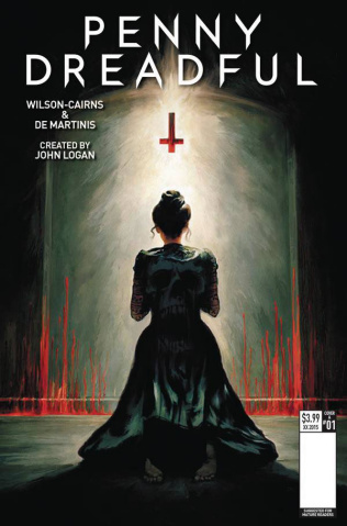 Penny Dreadful #2 (Pierce Cover)