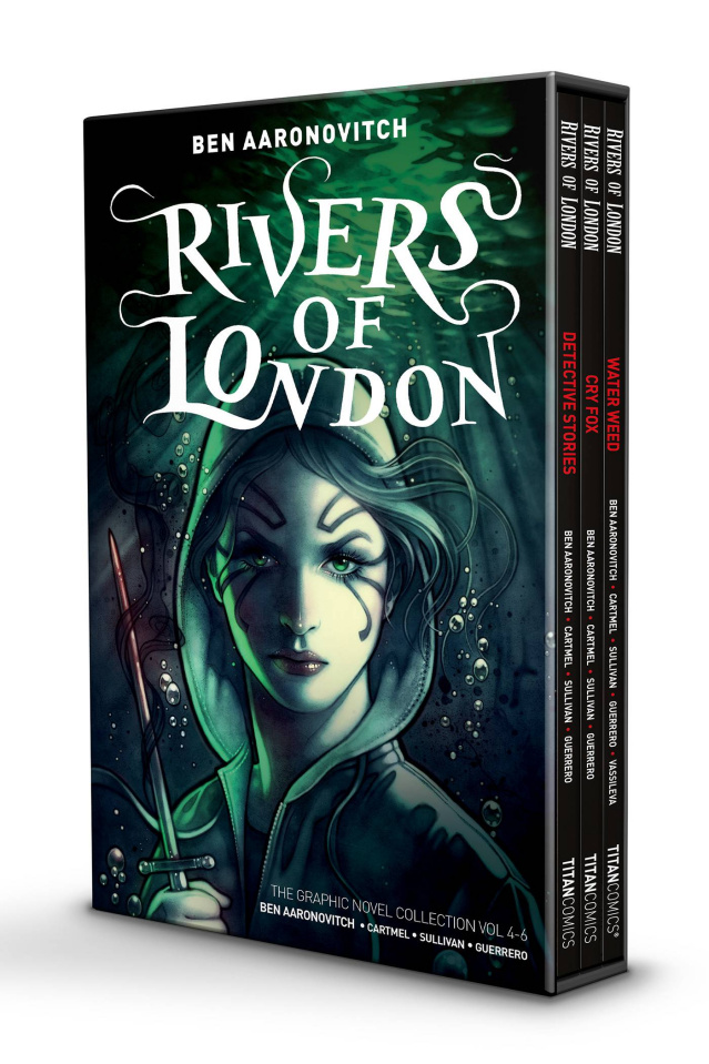 Rivers of London Vols. 4-6 (Box Set)