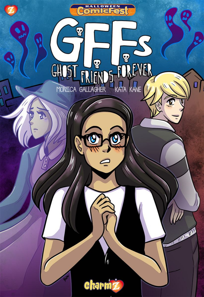 Ghost Friends Forever (Halloween ComicFest 2018)