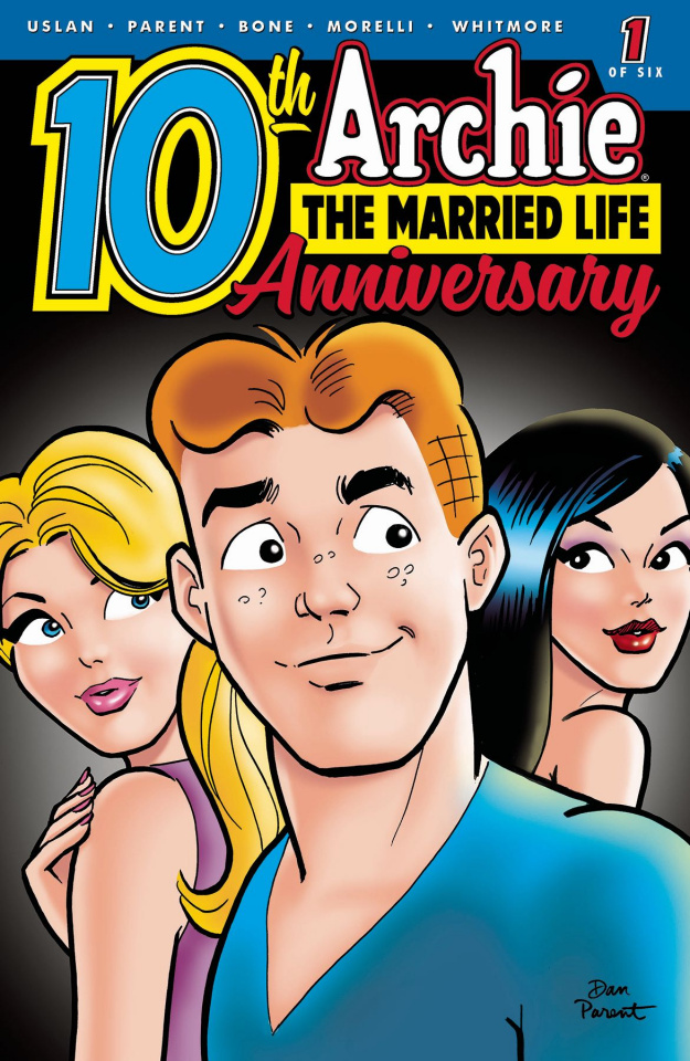 Archie: The Married Life - 10 Years Later #1 (Parent Cover)