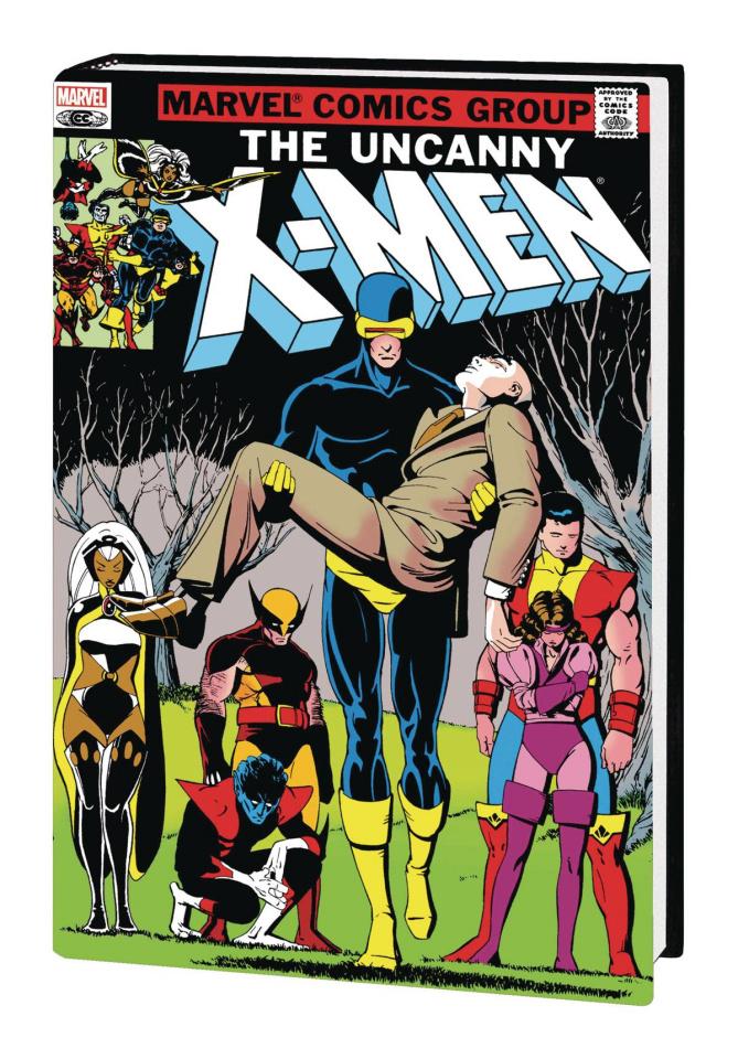Uncanny X-Men Vol. 3 (Omnibus Smith Cover)