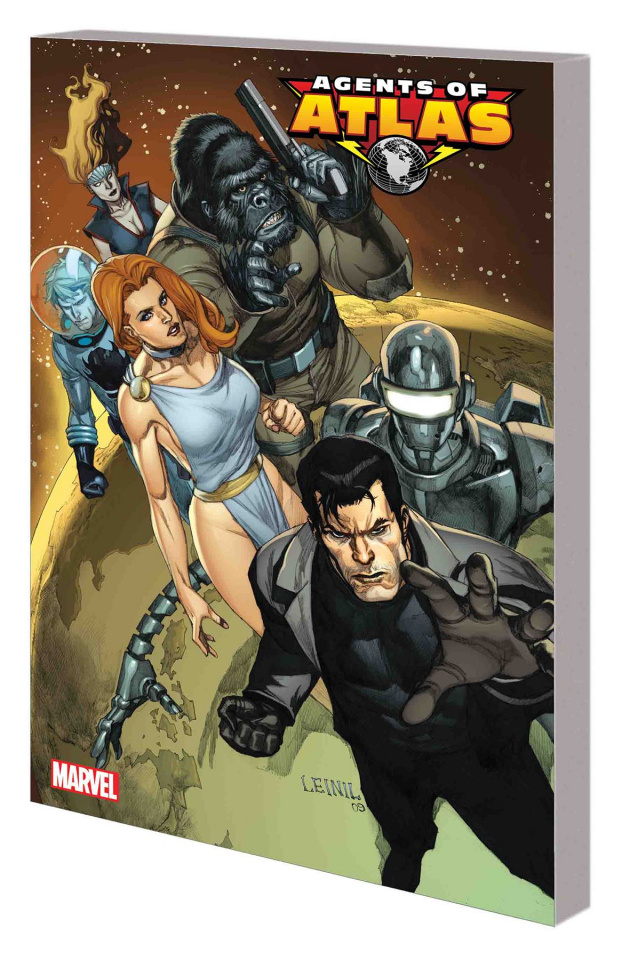 Agents of Atlas Vol. 1 (Complete Collection)