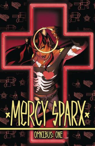 Mercy Sparx Vol. 1 (Omnibus)