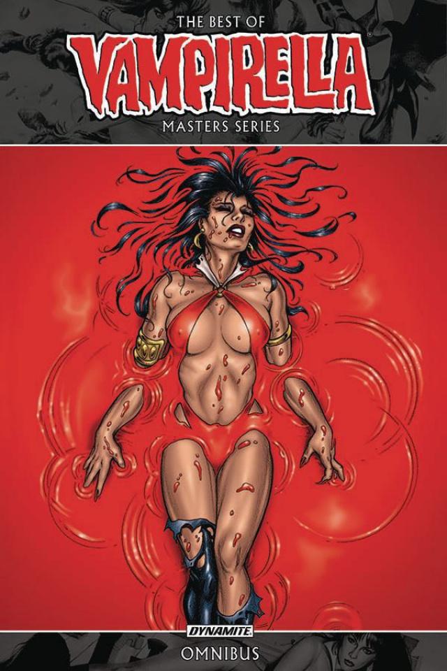 The Best of Vampirella (Masters Series)
