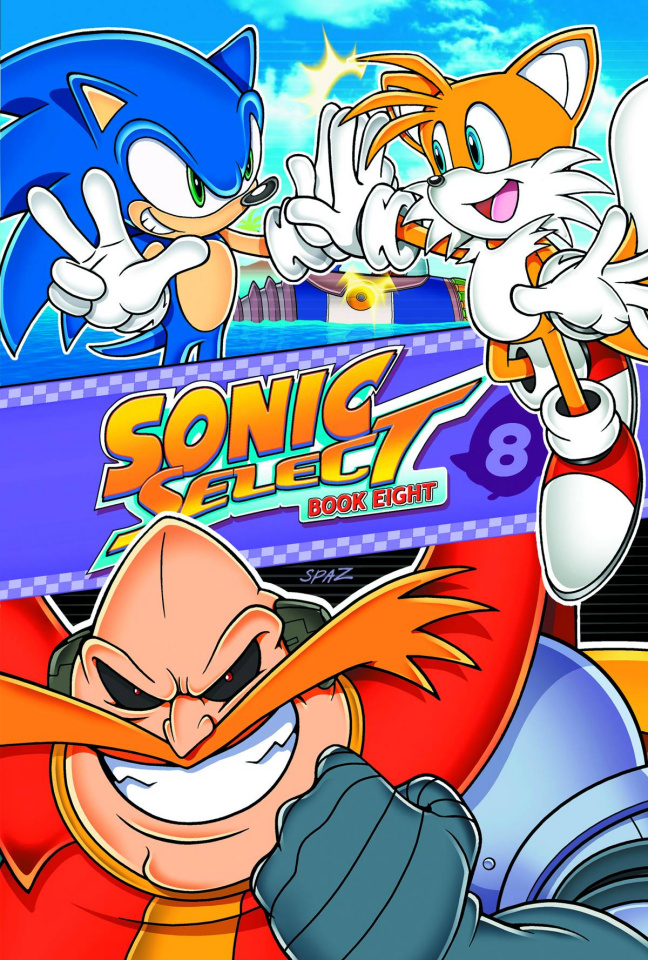 Sonic the Hedgehog Select Vol. 8
