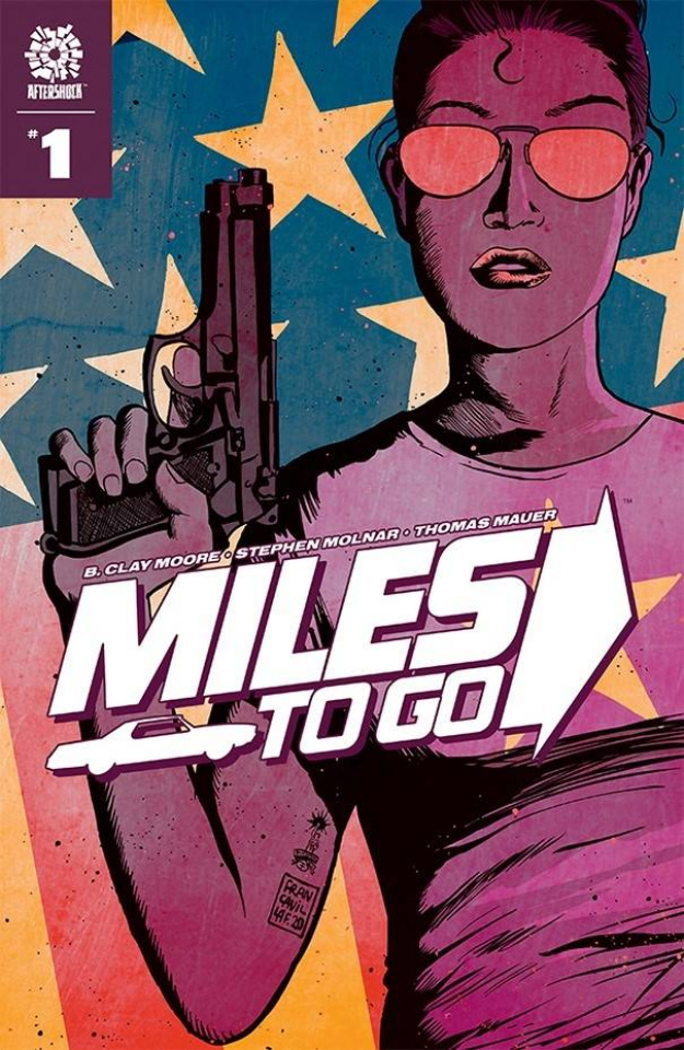 Miles to Go #1 (Francavilla 15 Copy Cover)