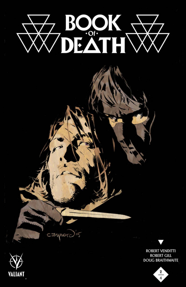 Book of Death #2 (Nord Cover)