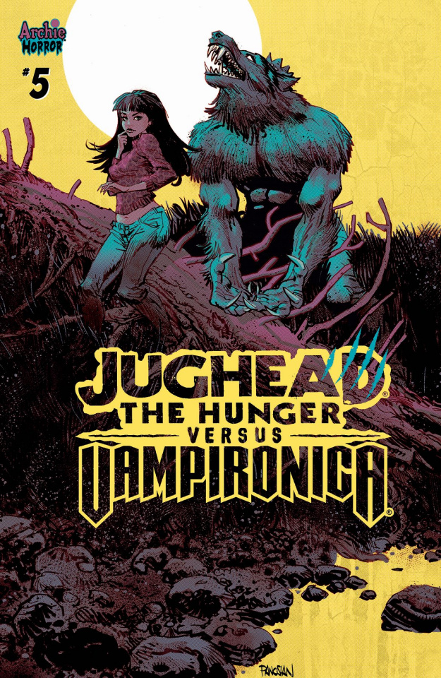 Jughead: The Hunger vs. Vampironica #5 (Panosian Cover)