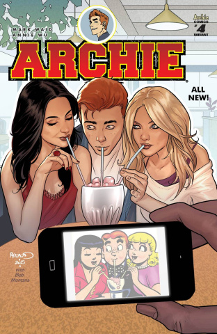 Archie #4 (Renaud Cover)