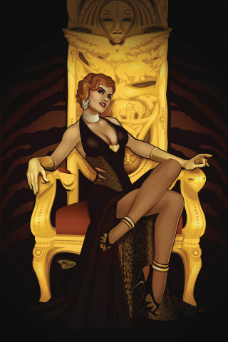 DC Comics Bombshells #20