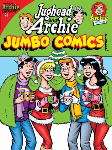 Jughead & Archie Jumbo Comics Digest #23