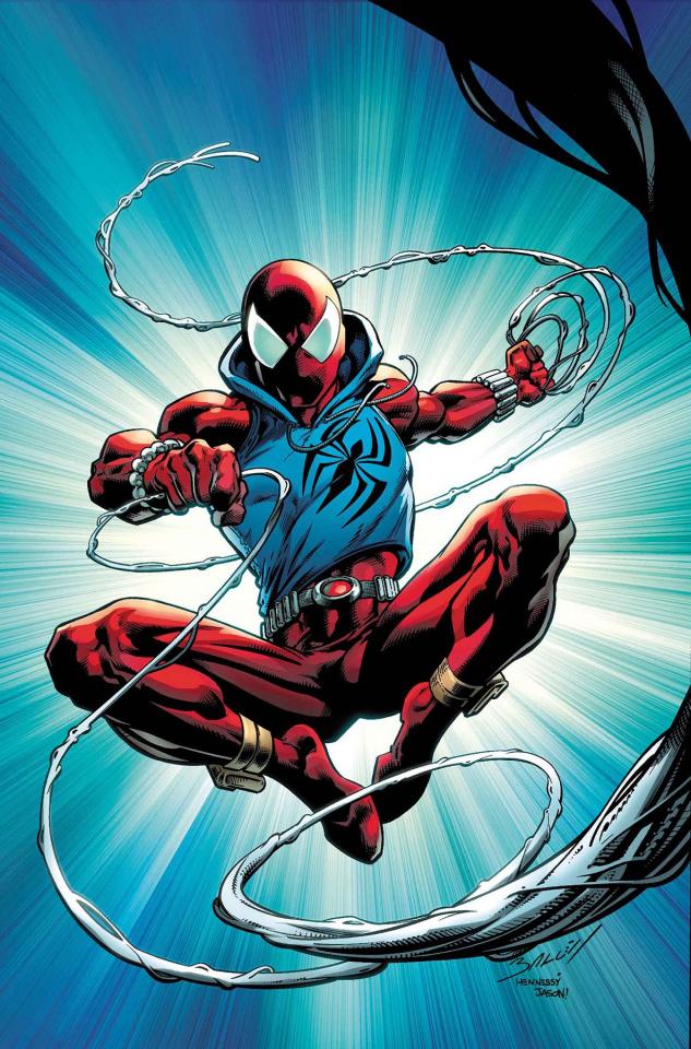Ben Reilly: The Scarlet Spider #3