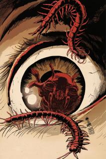 Centipede #4 (10 Copy Virgin Cover)