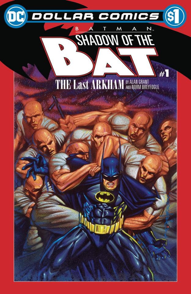 Batman: Shadow of the Bat #1 (Dollar Comics)
