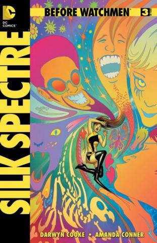 Before Watchmen: Silk Spectre #3